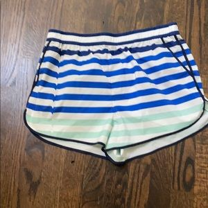 Hunter for Target striped shorts M
